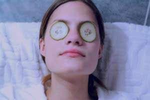 رفع لک و سیاهی زیر چشم با داروهای گیاهی