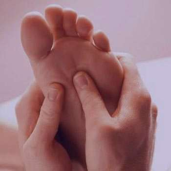 ارتباط ماساژ 6 نقطه پا و سلامتی بدن