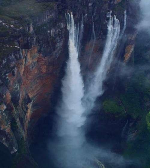 صحنه هایی زیبا از عکس طبیعت بکر و بی نظیر آمازون