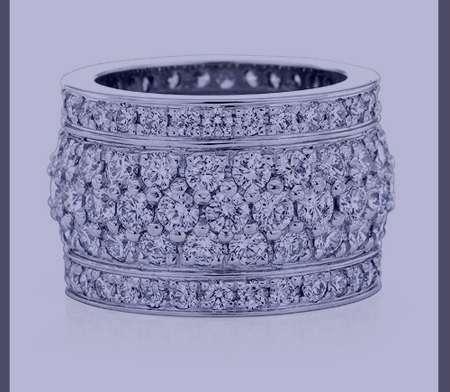 گالری شیک ترین مدل های حلقه نامزدی و ازدواج