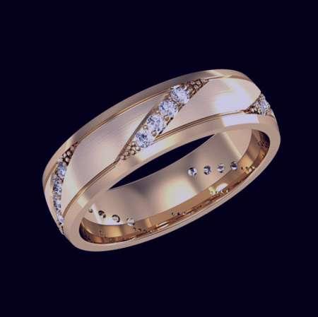 گالری جدیدترین مدل حلقه طلا از برند Persey در سال 2016