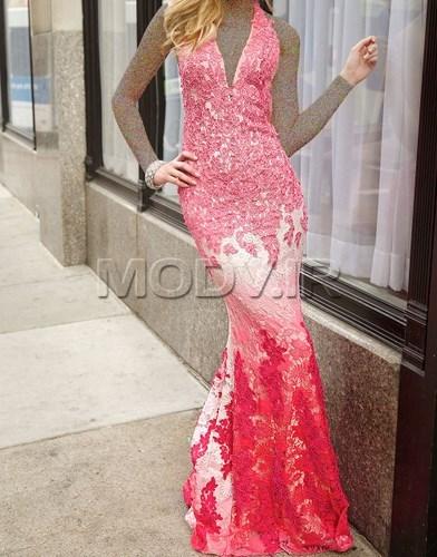 مدل لباس مجلسی بسیار جذاب و شیک