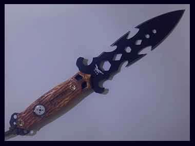 تعبیر خواب چاقو