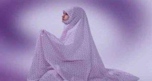 تعبیر خواب چادر نماز سفید گلدار در خواب چیست