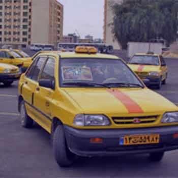 تعبیر خواب تاکسی