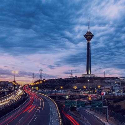 شعر در مورد تهران