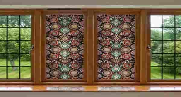 شعر در مورد پنجره قدیمی ، شعر در مورد پنجره های رنگی ، شعر در مورد پنجره اتاق