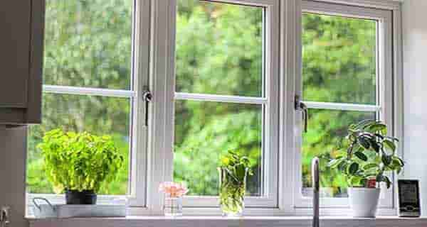 شعر در مورد پنجره و باران ، شعر در مورد پنجره و گلدان ، شعر در مورد پنجره رو به باغ