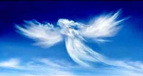 شعر در مورد فرشته