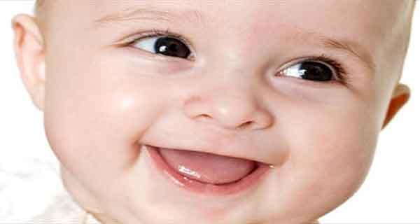 شعر در مورد خنده کودکانه ، شعر خنده بر لب ، اشعار خنده