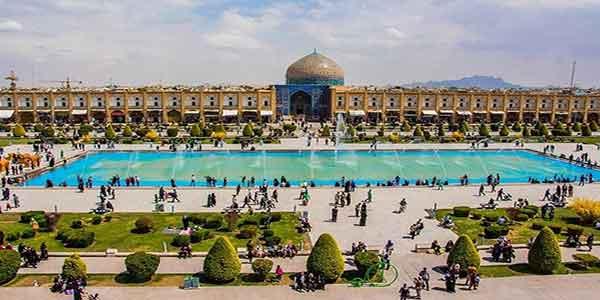 شعر در مورد اصفهان