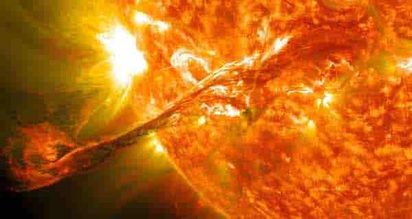 شعر در مورد خورشید