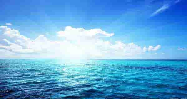 شعر در مورد دریا