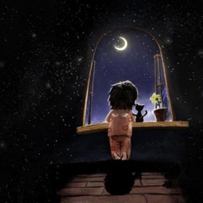 شعر در مورد شب بیداری