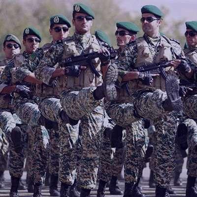 شعر در مورد ارتش