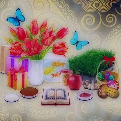 شعر در مورد تبریک عید نوروز