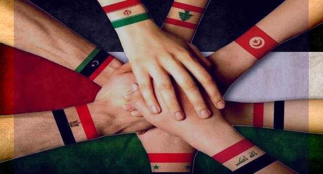 شعر در مورد اتحاد