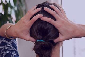 سردرد پشت سر نشانه چیست , درد پشت سر نشانه چيست , درد در پشت سر نشانه چیست , درد ناحیه پشت سر نشانه چیست