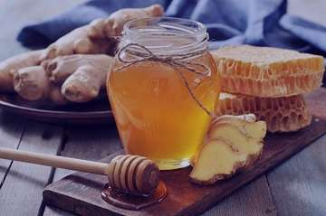عسل و زنجبیل , عسل و زنجبیل برای معده , عسل و زنجبيل , خواص عسل و زنجبیل
