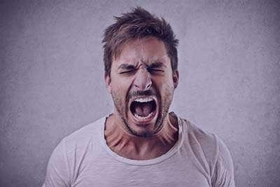 شعر در مورد خشم