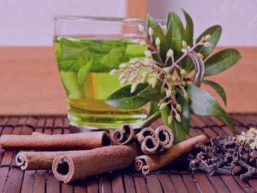 چای سبز و دارچین , چای سبز و دارچین برای لاغری , چای سبز و دارچین در لاغری , چاي سبز و دارچين