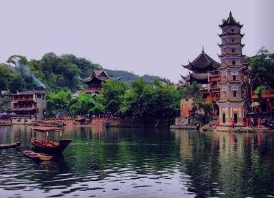 شعر در مورد چین