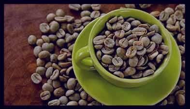 طریقه مصرف قهوه سبز برای لاغری ، چگونگی مصرف قهوه سبز برای لاغری ، مقدار مصرف قهوه سبز برای لاغری