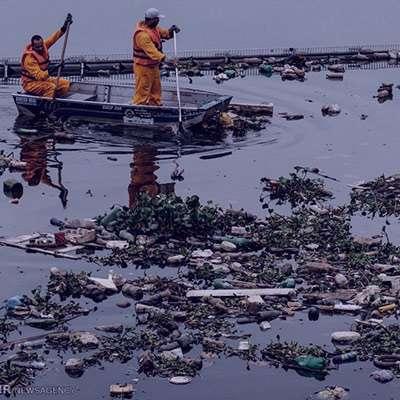 شعر در مورد آلودگی آب