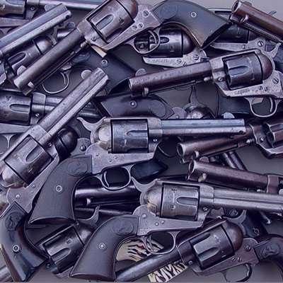 شعر در مورد تفنگ