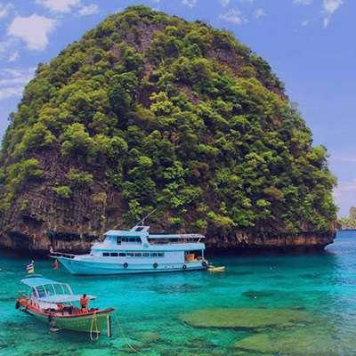 شعر در مورد جزیره