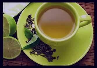 چای سبز و خواب