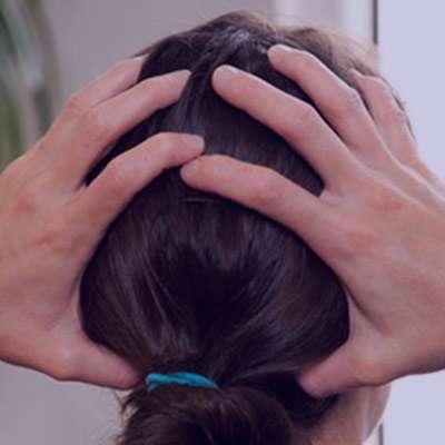 سردرد پشت سر
