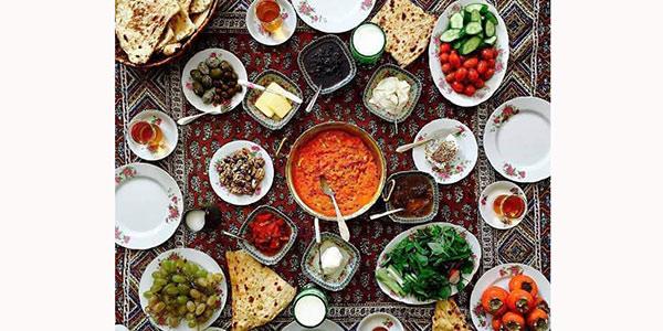 صبحانه ایرانی , صبحانه ایرانی ها , صبحانه ایرانی چیست , صبحانه ایرانی ساده