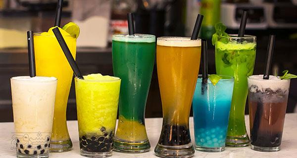 نوشیدنی های کافی شاپی , نوشیدنی های کافی شاپ , نوشیدنی های کافی شاپ ها , نوشیدنی های سرد کافی شاپ