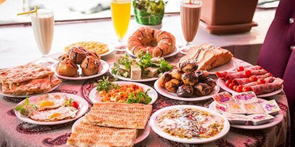 صبحانه لاکچری , صبحانه لاکچری ایرانی , صبحانه لاکچری دونفره , صبحانه لاکچری نیوشا ضیغمی
