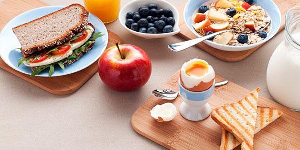 صبحانه رژیمی , صبحانه رژیمی لاغری , صبحانه رژیمی برای افراد چاق , صبحانه رژیمی ساده