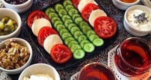 فواید و خواص صبحانه کامل و سالم ایرانی برای کودکان