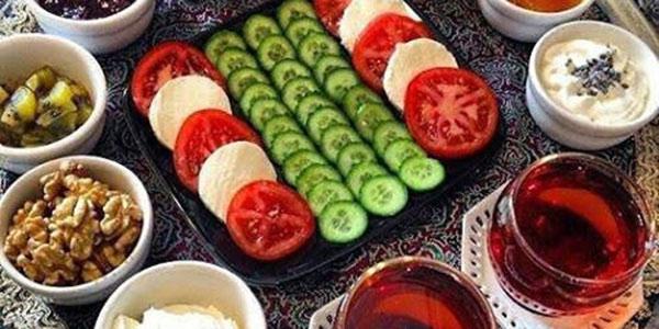 خواص صبحانه کامل , خواص صبحانه سالم , خواص صبحانه سالم ایرانی , صبحانه سالم و رژیمی