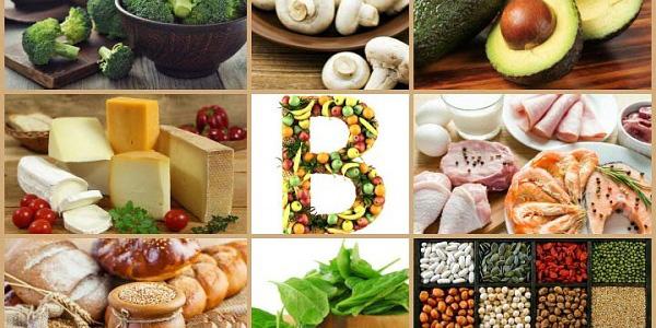 ویتامین ب , ویتامین ب۱ , ویتامین ب کمپلکس , ویتامین ب ۱۲