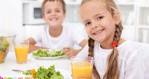 فواید و خواص صبحانه برای کودکان و بزرگسالان چیست