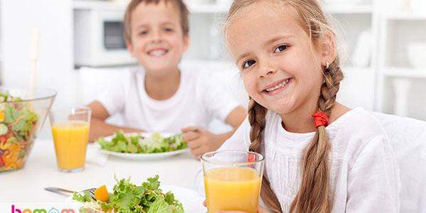 خواص صبحانه برای کودکان , خواص غلات صبحانه برای کودک , خواص شکلات صبحانه برای کودکان , خواص خامه صبحانه برای کودکان