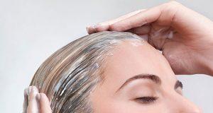 طرز تهیه و بهترین مارک ماسک مو برای موهای دکلره شده خانگی با آلوورا  چیست