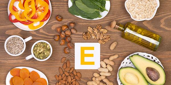 ویتامین ای , ویتامین ای برای پوست , ویتامین ای و چاقی , ویتامین ای و چاقی صورت