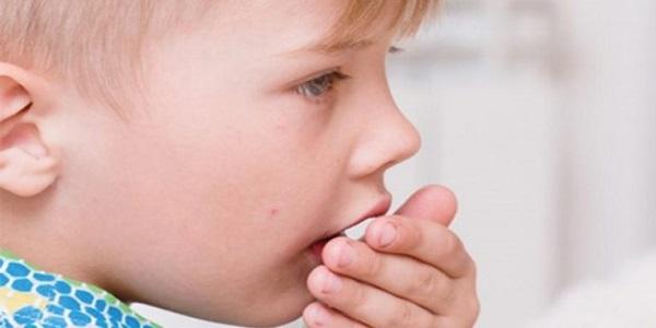 درمان سرفه خشک در کودکان