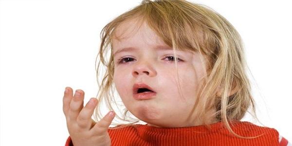 درمان طبیعی سرفه کودکان