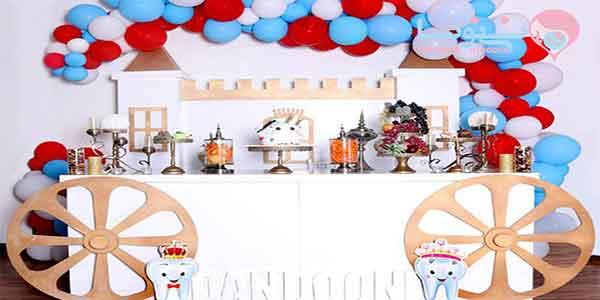 جشن دندونی ، جشن دندونی چیست ، جشن دندونی دخترانه ، جشن دندونی پسرانه