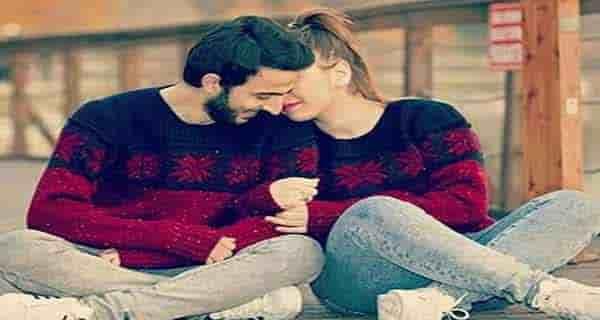عکس رمانتیک دونفره بدون متن