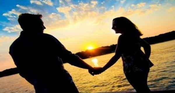 عکس دونفره رمانتیک دختر و پسر