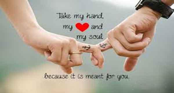 جملات رمانتیک و عاشقانه انگلیسی