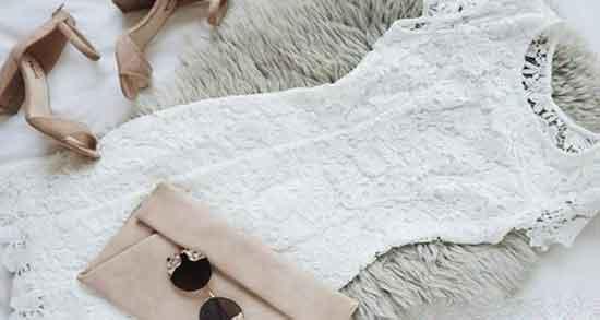 تعبیر خواب زن حامله با لباس سفید